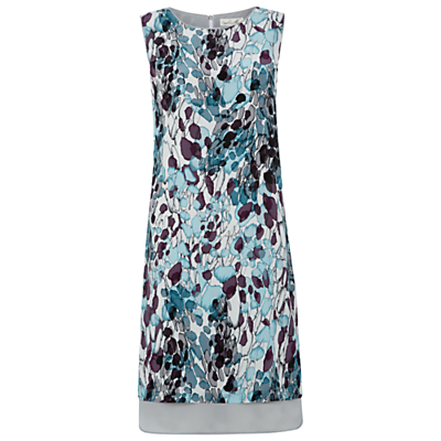 Product photo of Damsel in a dress caico silk printed dress multi