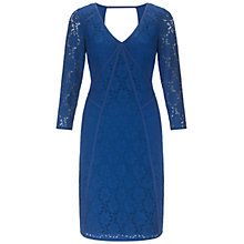 Buy Adrianna Papell V-Neck Lace Dress Online at johnlewis.com