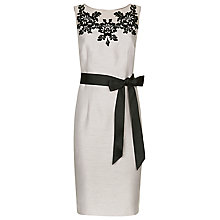 Buy Jacques Vert Embroidered Yoke Dress Online at johnlewis.com