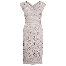 Buy Jacques Vert Opulent Lace Cross Dress Online at johnlewis.com
