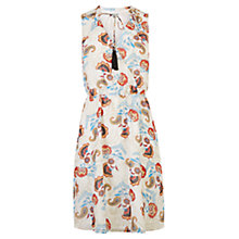 Buy Warehouse Floral Gypsy Skater Dress, Multi Online at johnlewis.com