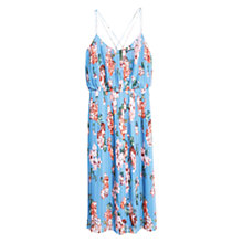 Buy Mango Floral Strap Dress Online at johnlewis.com