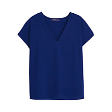 Buy Violeta by Mango Flowy Textured Blouse Online at johnlewis.com