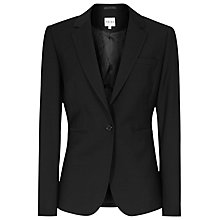 Buy Reiss Tailored Jacket, Black Online at johnlewis.com