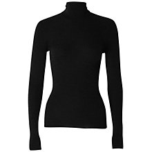 Buy Max Studio Ribbed Roll Neck Jumper Online at johnlewis.com