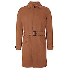 Buy JOHN LEWIS & Co. Belted Trench Coat, Tobacco Online at johnlewis.com