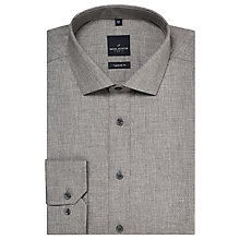 Buy Daniel Hechter Chambray Washed Cotton Tailored Shirt Online at johnlewis.com