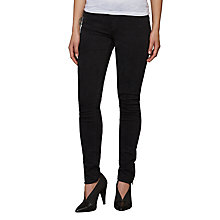 Buy Maison Scotch La Bohemienne Plus Skinny Jeans, Corsaro Nero Online at johnlewis.com