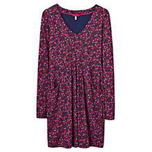 Buy Joules Lizzie Jersey Tunic, Navy Petal Online at johnlewis.com