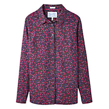 Buy Joules Kingston Ditsy Floral Shirt, Cornflower Online at johnlewis.com