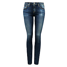 Buy AG The Stilt Skinny Jean, 4 Years Borrowed Online at johnlewis.com