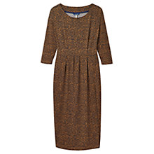Buy Joules Annette Wrap Dress, Leopard Print Online at johnlewis.com