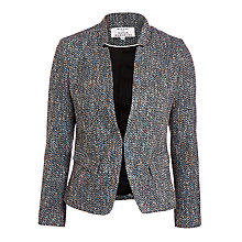 Buy Helene For Denim Wardrobe Notch Collar Jacket Online at johnlewis.com