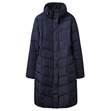 Buy Joules Langridge Waterproof Parka, Marine Navy Online at johnlewis.com
