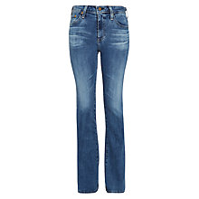 Buy AG The Angel Bootcut Jeans, 8 Years Mellow Online at johnlewis.com