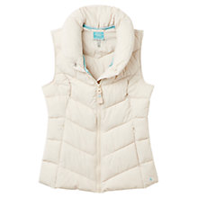 Buy Joules Merriton Quilted Gilet Online at johnlewis.com