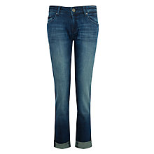 Buy DL Nineteen Sixty One Riley Boyfriend Jeans, Nassau Online at johnlewis.com