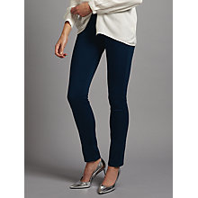 Buy AG The Sateen Prima Skinny Jean, Blue Night Online at johnlewis.com