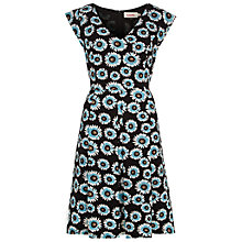 Buy Louche Raquel Blossom Dress, Black Online at johnlewis.com