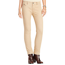 Buy Lauren Ralph Lauren Hunter Slim Trousers Online at johnlewis.com