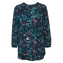 Buy NYDJ Abstract Print Top, Multi Online at johnlewis.com
