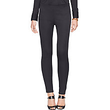 Buy Lauren Ralph Lauren Akoleta Leggings, Black Online at johnlewis.com