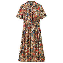 Buy Toast Floral Printed Shirt Dress, Multi Online at johnlewis.com