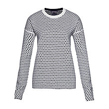 Buy Tommy Hilfiger Gula Reversible Jumper, White/Night Sky Online at johnlewis.com
