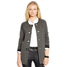 Buy Lauren Ralph Lauren Ranagio Jacket, Dark Gents Heather Online at johnlewis.com