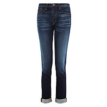 Buy J Brand Georgia Caitland Boyfriend Jeans, Invited Online at johnlewis.com