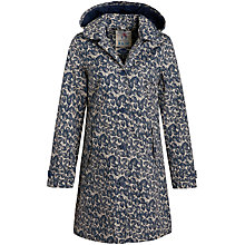Buy Seasalt RAIN® Collection Seaside Mac, Foliage Fathom Online at johnlewis.com