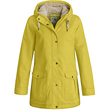 Buy Seasalt Tiller Raincoat, Chilli Online at johnlewis.com
