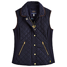 Buy Joules Braemar Quilted Gilet Online at johnlewis.com
