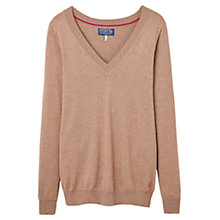 Buy Joules Polly V-Neck Jumper Online at johnlewis.com