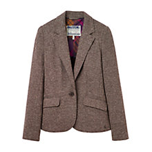 Buy Joules Olivia Herringone Jersey Tweed Blazer Online at johnlewis.com