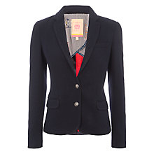 Buy Vilagallo Napolitan Jacket, Navy Online at johnlewis.com