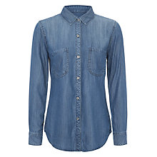 Buy Rails Carter Shirt, Dark Vintage Wash Online at johnlewis.com
