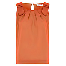 Buy Louche Vern Pleat Front Top Online at johnlewis.com