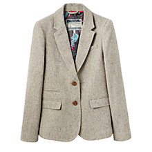 Buy Joules Portman Tweed Blazer Online at johnlewis.com