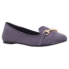 Buy Carvela Medal Flat Slip On Loafers Online at johnlewis.com