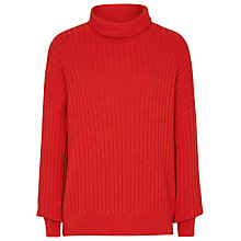 Buy Reiss Clarisse Roll Neck Jumper Online at johnlewis.com