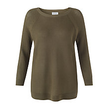Buy Jigsaw Soft Mesh Sweater Online at johnlewis.com