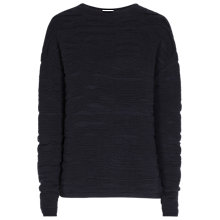 Buy Reiss Karlyn Burnout Jumper Online at johnlewis.com
