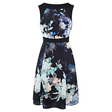 Buy Coast Caralynn Print Dress, Multi Online at johnlewis.com