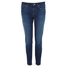 Buy Karen Millen Denim Mid Wash Jeans, Denim Online at johnlewis.com