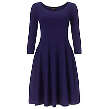 Buy Phase Eight Fit and Flare Dress, Cobalt Online at johnlewis.com