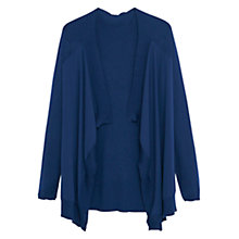 Buy Violeta by Mango Contrast Panel Cardigan Online at johnlewis.com
