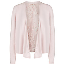 Buy Jacques Vert Lace Waterfall Cardigan Online at johnlewis.com