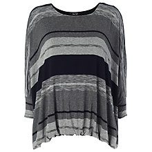 Buy Phase Eight Cecily Stripe Top Online at johnlewis.com