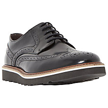 Buy Bertie Barkly Leather Brogue Derby Shoes Online at johnlewis.com